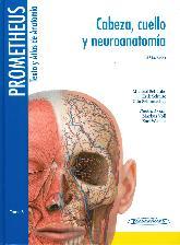 Prometheus Cabeza, Cuello y Neuroanatomía Tomo 3