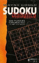Sudoku diabolico. 100 puzzles endemoniados para los mas atrevidos