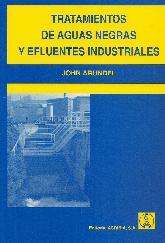 Tratamiento de aguas negras y efluentes industriales