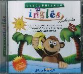 Descubriendo en Inglés cantando 1 a 5 años CD
