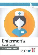 Enfermería. Conceptos generales