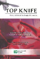 Top Knife Arte y oficio de la cirugía de trauma