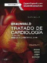 Tratado de cardiología Braunwald - 2 Tomos