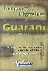 Lengua y Literatura Guarani Tercer Curso de la Educación Media