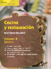 Cocina y Restauración - Volumen II Servicio