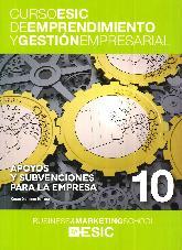 Curso Esic de Emperndimiento y Gestión empresarial 10