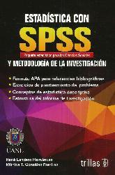 Estadística con SPSS y metodología de la investigación