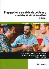 Preparación  y servicio de bebidas y comidas rápidas