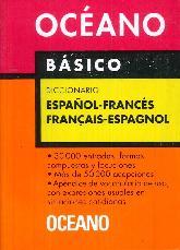 Diccionario basico español-frances, francais espagnol