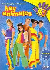 Mi primer libro de actividades Hay animales