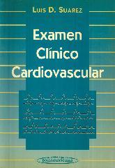 Examen clínico cardiovascular