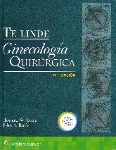 Ginecología Quirúrgica Te Linde