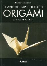 El arte del papel plegado Origami