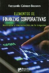 Elementos de finanzas corporativas