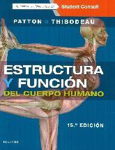 Estructura y Función del Cuerpo Humano Patton Thibodeau