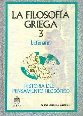 La filosofia griega 3