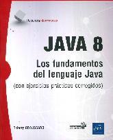 Java 8 Los fundamentos del lenguaje Java
