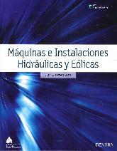 Máquinas e instalaciones hidráulicas y eólicas