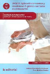 Aplicación de Normas y Condiciones Higiénico Sanitarias en Restauración