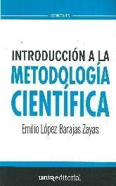 Introducción  a la metodología científica