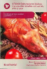 Elaboraciones Básicas y Platos Elementales con Carnes, Aves y Caza