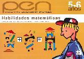 Habilidades Matemáticas 5 a 6 Años