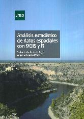 Análisis Estadístico de Datos Espaciales con 2GIS y R