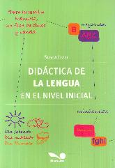 Didáctica de la Lengua en el nivel inicial