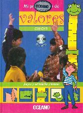 Mi primer libro de valores Crecer