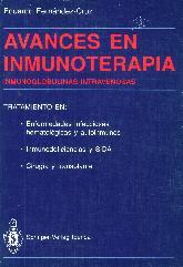 Avances en inmunoterapia : inmunoglobulinas intravenosas