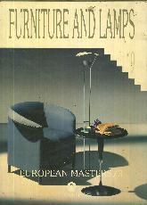 Furniture and lamps - Tomo 9 European masters/3