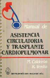Manual de Asistencia Circulatoria y Transplante