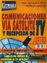 Comunicacion via satelite y recepcion de TV