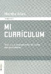 Mi curriculum