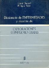 Diccionario enfermedades y eleccion exploraciones complementarias