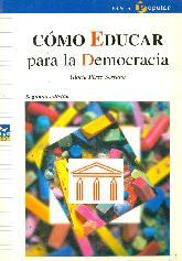 Como educar para la democracia