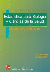 Estadistica para biologia y ciencias de la salud