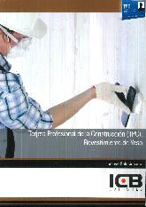 Tarjeta Profesional de la Construcción (TPM) Revestimiento de Yeso