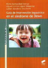 Guíá de intervención logopédica en el Síndrome de Down