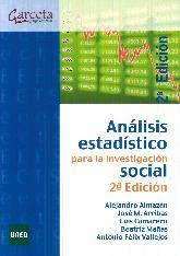 Análisis Estadístico para la investigación Social