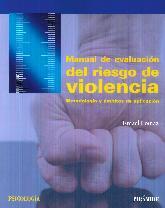 Manual de Evaluación del Riesgo de Violencia