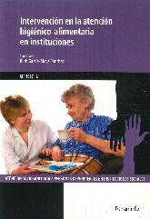 Intervención de la atención higiénico-alimentaria en instituciones