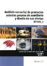 Análisis sensorial de productos selectos propios de sumillería y diseño de sus ofertas