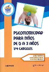 Psicomotricidad para Niños de 0 a 3 Años