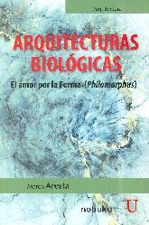 Arquitecturas Biológicas