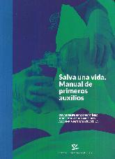 Salva una Vida Manual de primeros auxilios