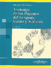 Anatomia de los Organos del Lenguaje, Vision y Audicion