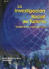 La investigacion social del turismo