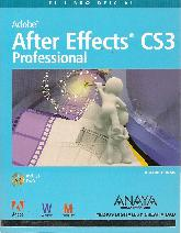 Adobe After Effects CS3 profesional El Libro oficial