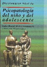 Diccionario Akal de Psicopatologia del Niño y del Adolescente